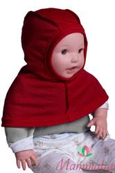 Шлем-поддева шерстяной красный, Mammalia