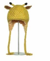 Шапка детская Жирафик Артикул: АК1662