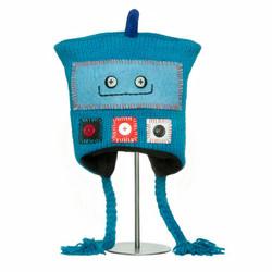 Шапка детская Робот Артикул: АК1562