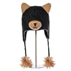 Шапка детская Медведь Артикул: АК1379
