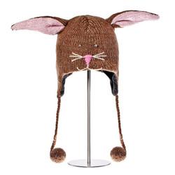 Шапка детская Кролик Артикул: АК1199